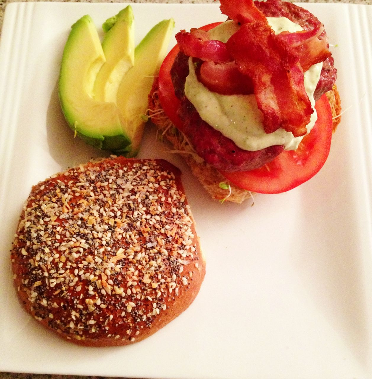 Garden burger recipe
