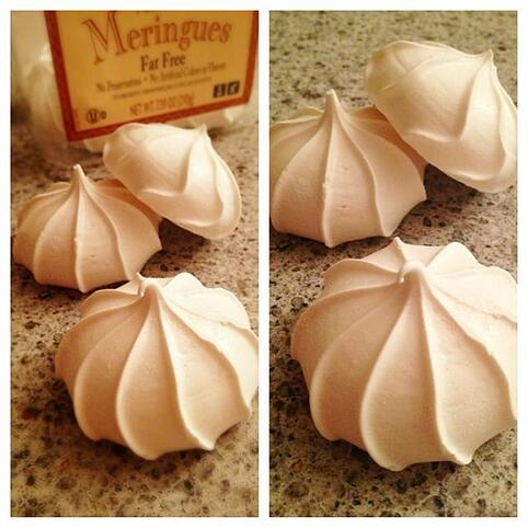 Trader Joe's Vanilla Meringue Cookies