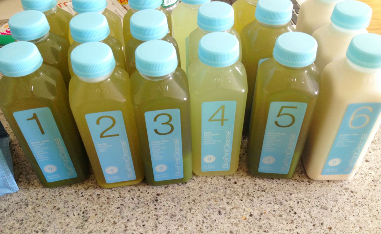 My experience with the blueprint cleanse blueprint cleanse drinks malvernweather Gallery