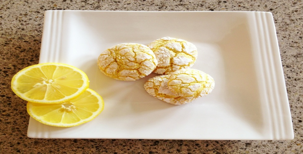 Simple Lemon Poppy Seed Cookies