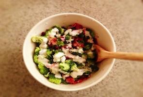 Light Broccoli Salad