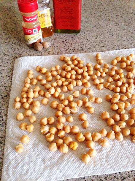 Honey_chickpea_ingredients